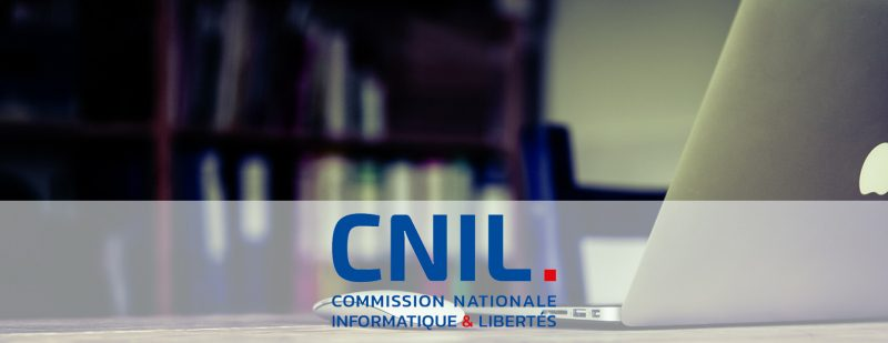 Amende CNIL
